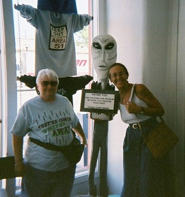Friends in Roswell New Mexico