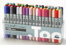 Copic Pens Blog Candy
