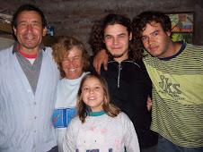 Familia en pleno