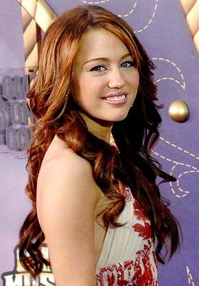 Miley Cyrus Red Hair 2011. rolpunchsusma: Stylish Haircuts For Teenagers
