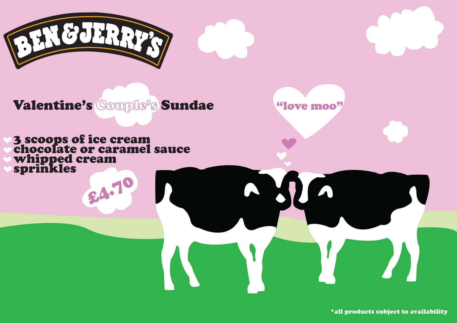 ben and jerrys essay Also excluded from the 75% are corporate sponsorships that have as one of their purposes the furtherance of ben & jerry's marketing goals for 1999, the 75% amounted to approximately $1,120,000.