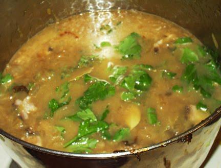 What Les Halles?: French Onion Soup