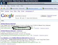 Gambar mesin pencari google