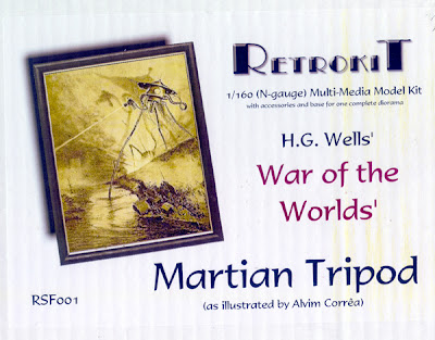 war of the worlds tripod drawing. drawings that Wells said