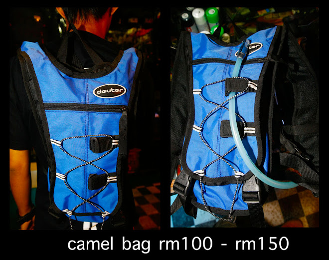 deuter camel bag