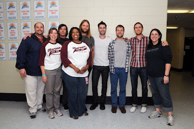 Sga concert photos maroon 5 meet and greets m4hsunfo