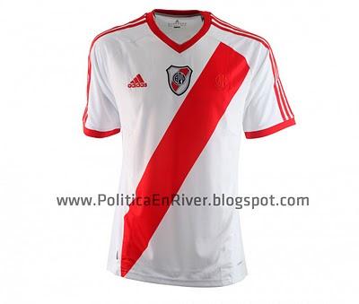 Nueva Camiseta River Plate 2010