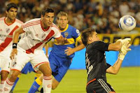 River Plate 1 vs Boca Juniors 1 Error de Chichizola