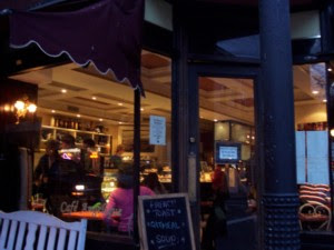 photo of Cafe Angelique, Greenwich Village, NY