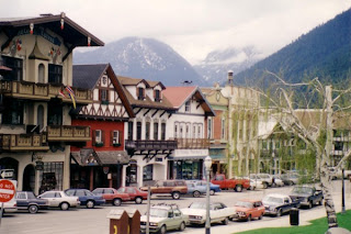 photo of Leavenworth, WA