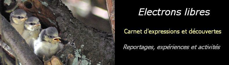 ELECTRONS LIBRES - Astronomie et photographie - Observation et imagerie - Arnaud FIOCRET