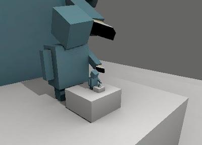 fractal robot