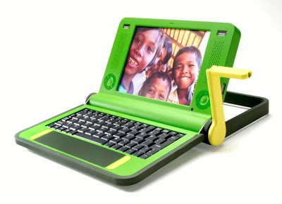 OLPC early design