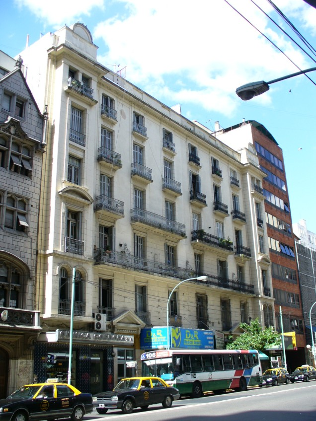 Arquitectos italianos en buenos aires arquitecto luis a - Arquitectos en cordoba ...