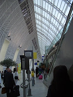 Avignon Gare TGV