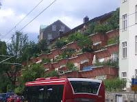Hanging gardens in Gröndal