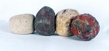 Piedras de un jardín perdido