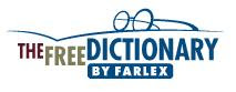 The Free Dictionary - Great Online Dictionary