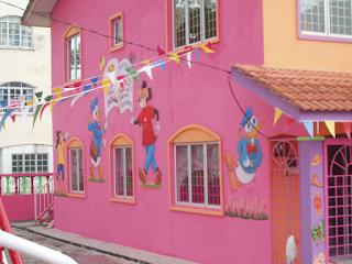 Pelukis mural shah alam tadika priyaah padang jawa klang for Contoh lukisan mural tadika
