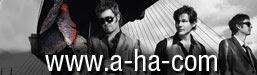 Sitio Oficial de a-ha