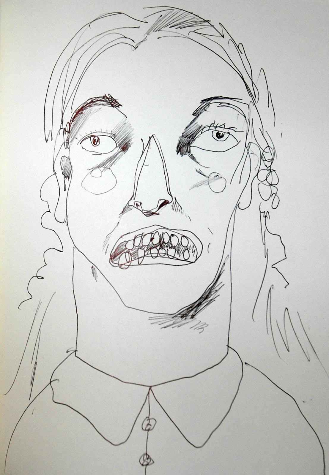 RDG: Sketchy drawings - 2/3/11