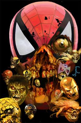¿Cómo diferenciar a un Marvel Zombie de un Black Lanter? Mzr1