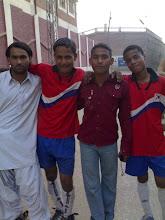 Zahid,Mohsin,Shoaib And shahryar