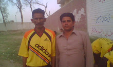 CAPTAIN ASLAM AND JAVED HASHMI