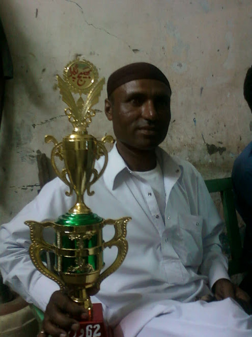 MOULA BUX MOLI WITH WINNING CUP
