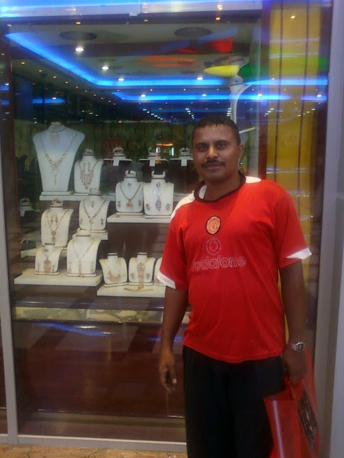 WAHEED BALOCH IN GOLD SHOP IN DUBAI