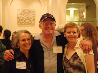 Michael Davis, Helene Meyer and Marci McDade