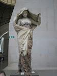 La nature se devoillant à la scienne - Ernest Barrias, Museu d'Orsey, Paris