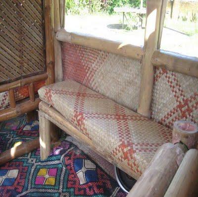 Inilah Taksi Yg Terbuat Dari Anyaman Bambu [ www.BlogApaAja.com ]