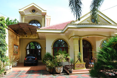 jual beli cepat rumah: dijual rumah mewah berikut gudang 2