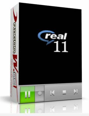 Download RealPlayer SP 1.1 Final+Crack