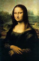 Mona Lisa, 1502, óleo sobre madeira,77 x 53 cm. Museu do Louvre, Paris.