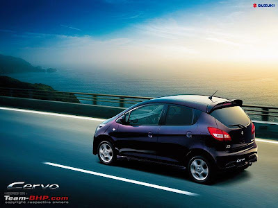 Maruti Cervo Wallpaper
