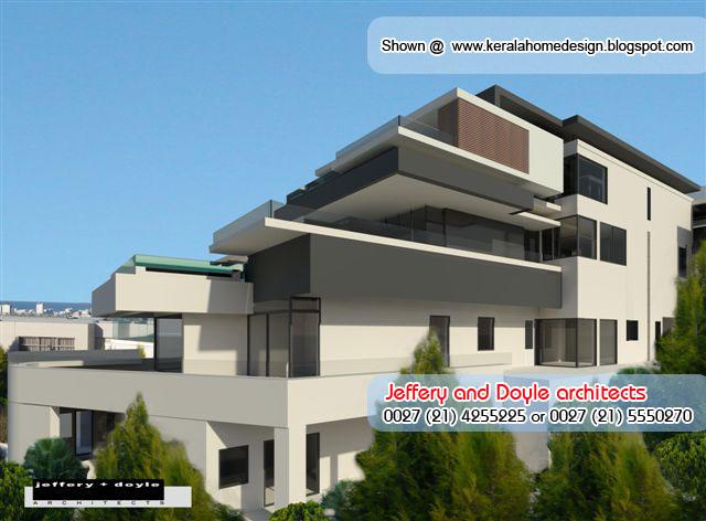 Super Luxury Modern House Design By Jeffery And Doyle