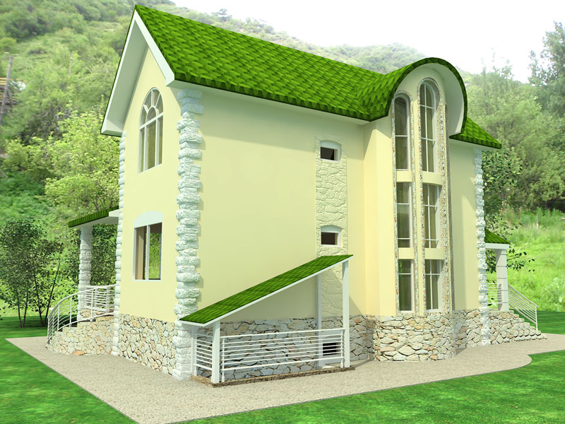 House designs at HousePhoenix: Small House Designs