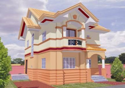 Small Duplex House Design