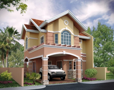 Dazzling 3d home design - Kerala home design and floor plans