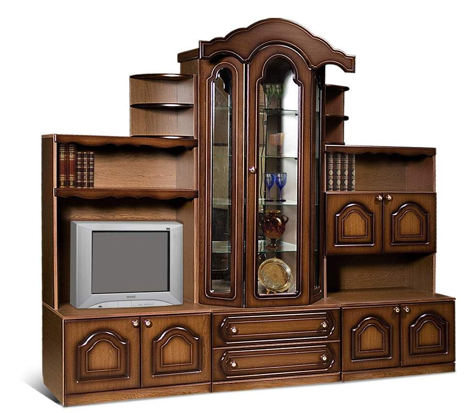 Furniture tv stands 21 photos kerala home design and floor plans - Wood farnichar ...