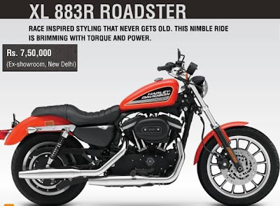 harley davidson motorcycle India