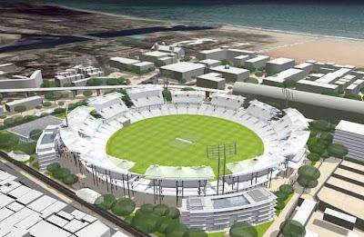 Kochi IPL stadium