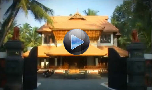 Beautiful Traditional Kerala Home design - Video