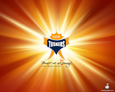 Kochi IPL logo unveiled! - EXIT Logo
