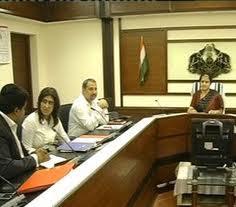 Smartcity Kochi Directors meeting December 2010