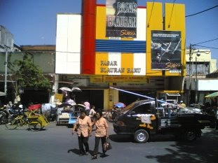Pasar Blauran Traditional Market