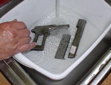Hot Acid And Manganese Solution Used For Parkerizing