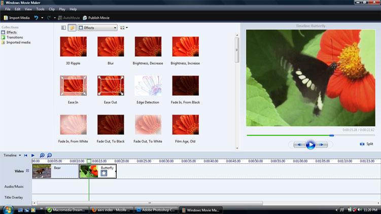 Film editing dissertations